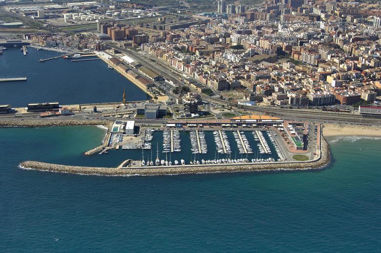 Red de fibra Puerto de Tarragona