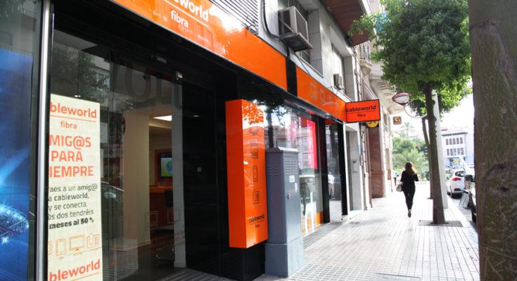 Red de fibra FTTH Murcia